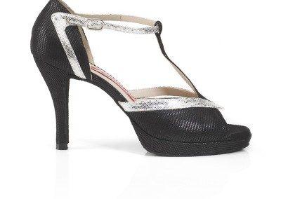 ania-lucertolina-nera-argento-heel-9-cm